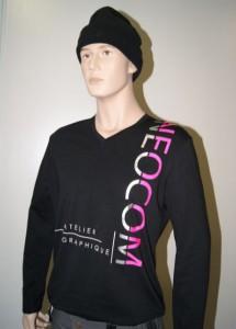 Textile personnalisé Dijon Neocom